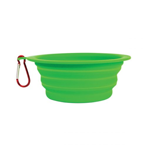 Emily Brooks Collapsible dog bowl
