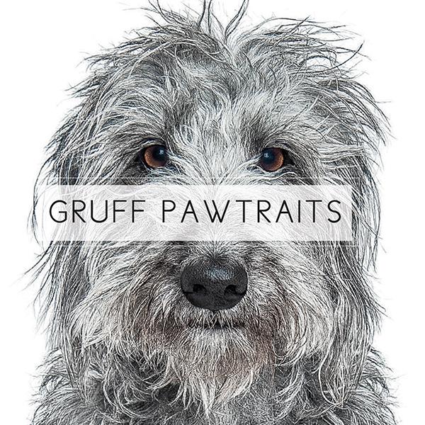 Gruff Pawtraits