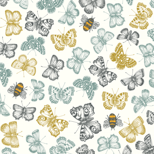 Butterflies-and-Bees