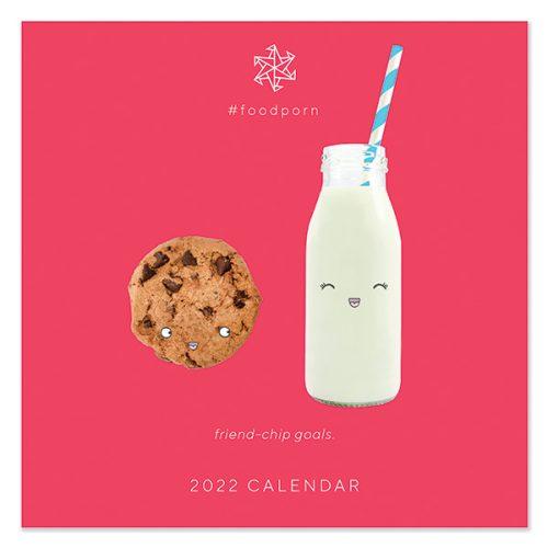 C22002 #foodporn SQ Calendar
