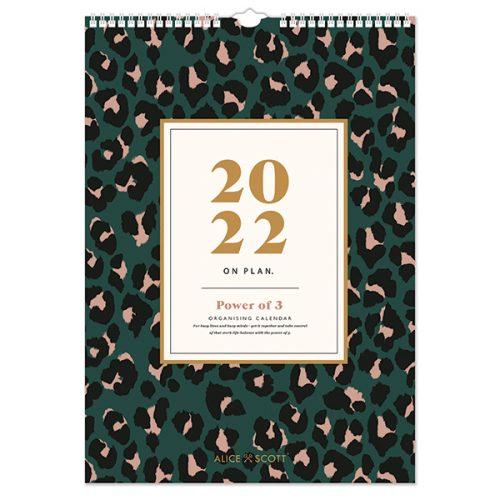 C22005 Alice Scott A3 Calendar