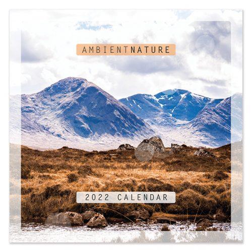 C22008 Ambient Nature SQ Calendar