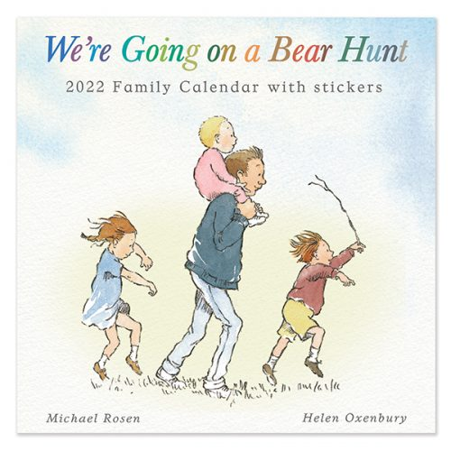C22011 Bear Hunt SQ Family Calendar