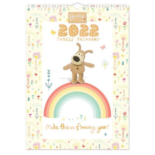 C22014 Boofle A3 Family Calendar