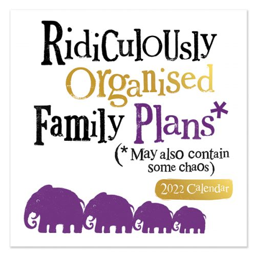 C22023 The Bright Side SQ Family Calendar