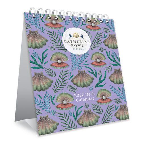 Catherine Rowe Desk Calendar