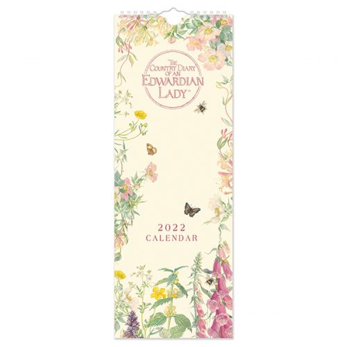 C22038 Flower Fairies Slim Calendar