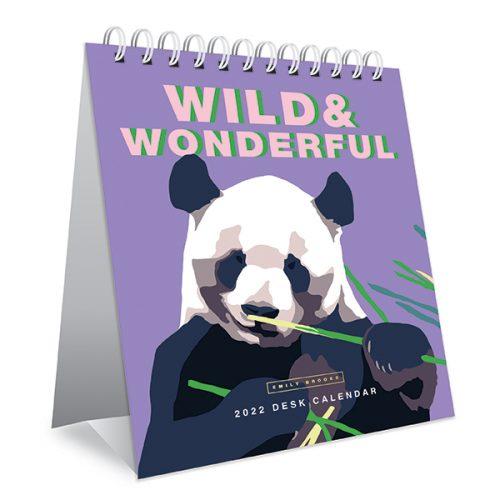 Emily Brooks Desk Calendar