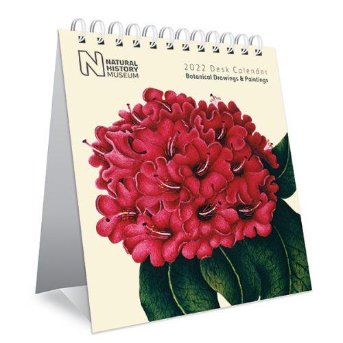 NHM Botanical Desk Calendar