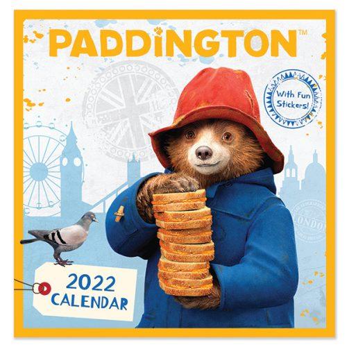 C22092 Paddington SQ Calendar (Movie)