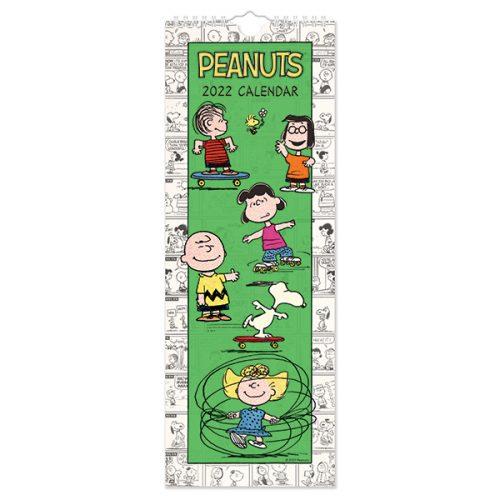 C22099 Peanuts Slim Calendar