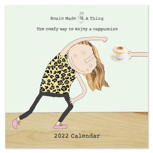 C22113 Rosie Made a Thing SQ Family Calendar