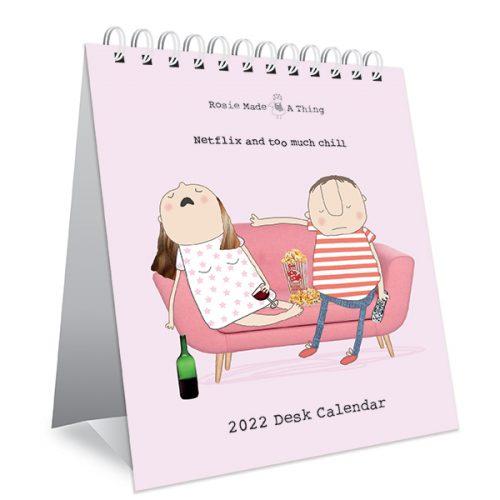 Rosie Made a Thing Desk Calendar