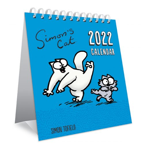 Simon's Cat Desk Calendar