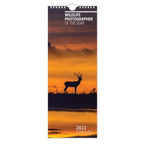 C22124 Wildlife Photographer of the Year Slim Calendar