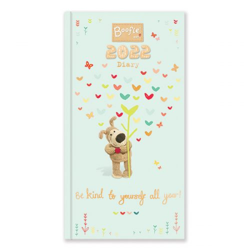 D22504 Boofle Slim Diary