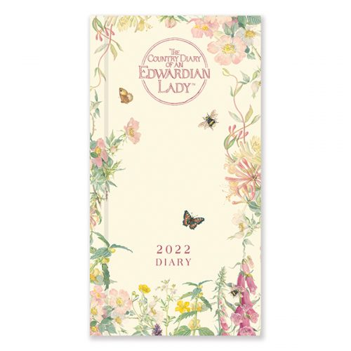 D22512 Country Diary Slim Diary