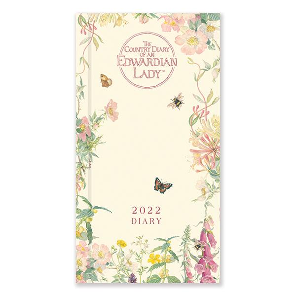 D22512 Country Diary Slim Diary