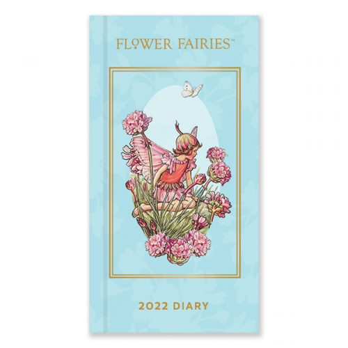 D22516 Flower Fairies Slim Diary