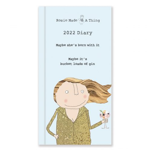 D22532 Rosie Made a Thing Slim Diary