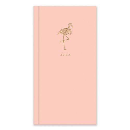 D22536 Sky & Miller Flamingo Slim Diary