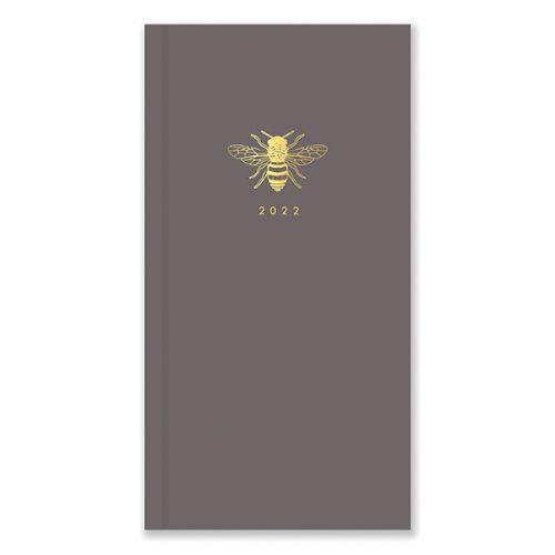 D22538 Sky & Miller Bee Slim Diary
