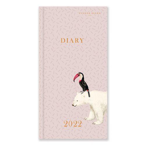 D22540 Yvonne Ellen Slim Diary