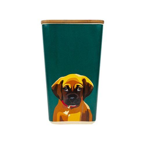 Emily Brooks Dog Storage Pot