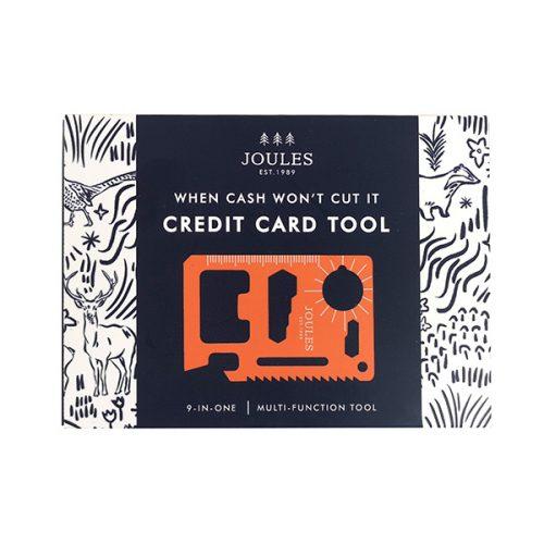 Joules Mens Credit Card Tool