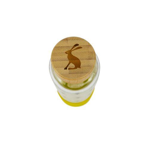 JLS2101 Joules Bee Glass Bottle