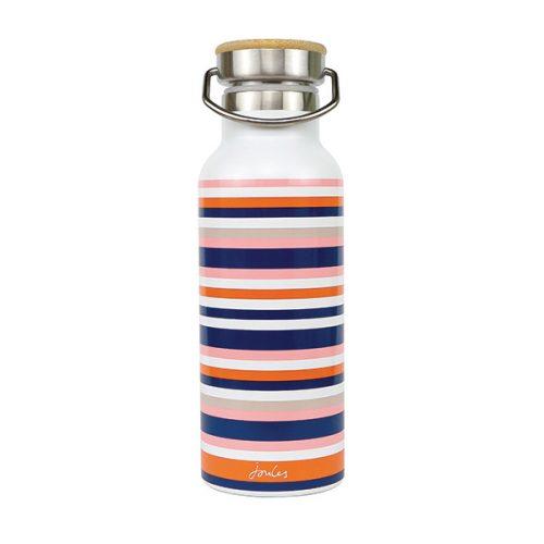 JLS2105 Joules Stripe Metal Bottle