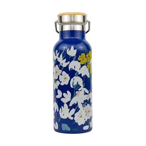 JLS2106 Joules Floral Metal Bottle