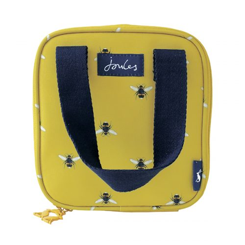 JLS2113 Square Lunch Bag - Bee
