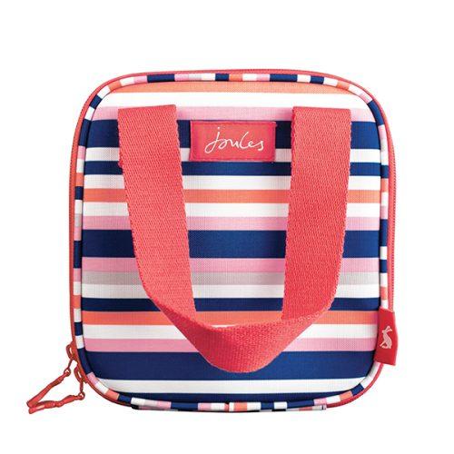 JLS2114 Square Lunch Bag - Stripe